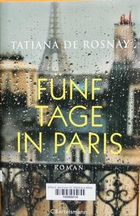 Lesetipp Sommer Paris